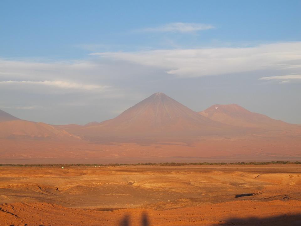 Atravesse o deserto do Atacama