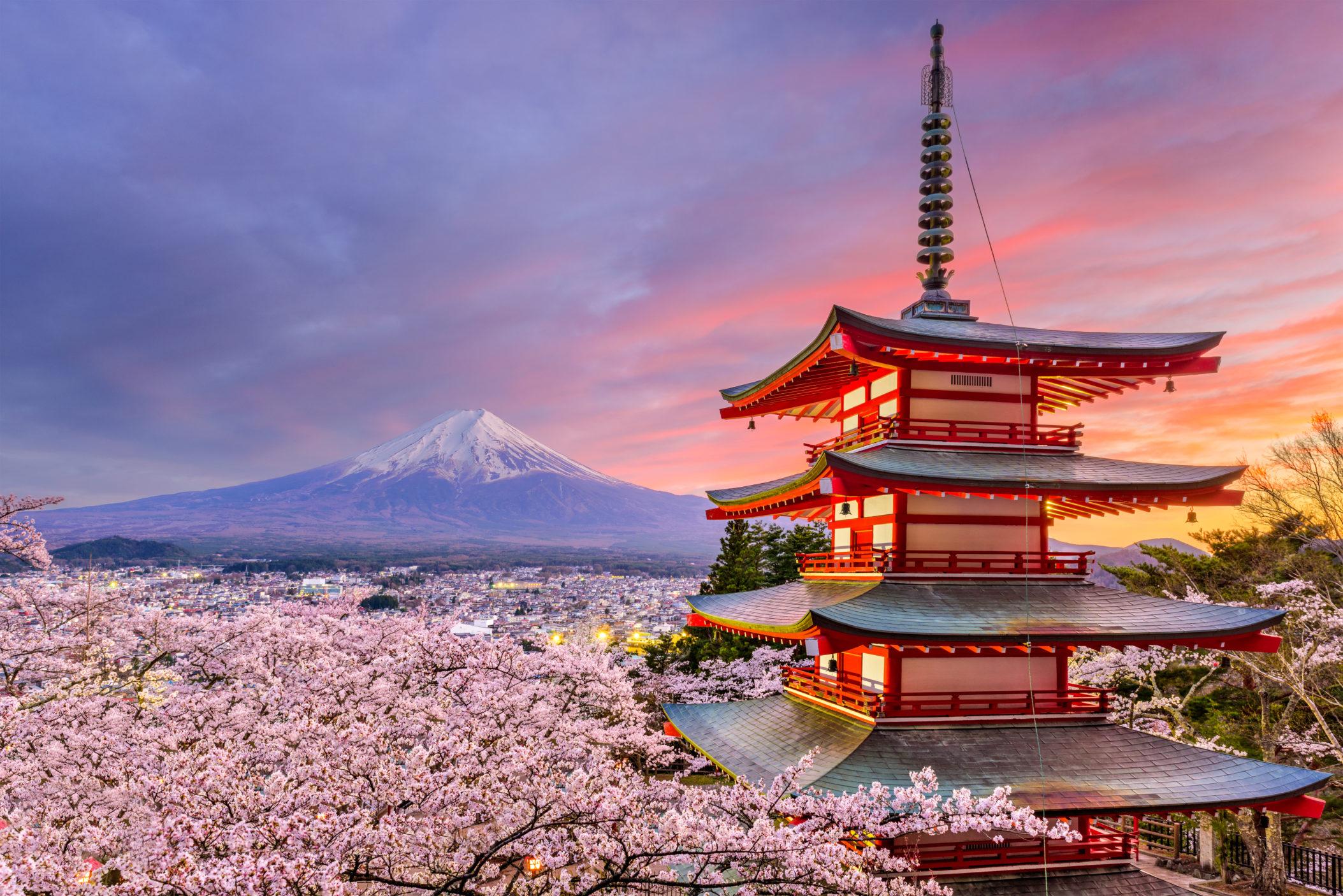 Itinerários autênticos do Japão e seu planejador de viagem para o Japão
