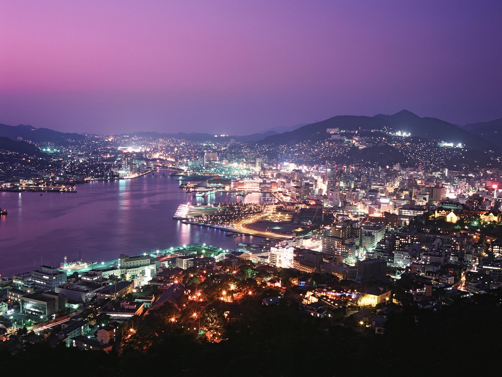 Viajando com um sobrevivente de Nagasaki