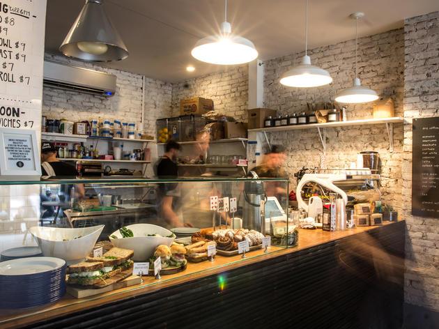 Os Beignets do Cafe du Monde em Nova Orleans