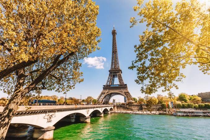 Lições de Amor: Um dia em Paris