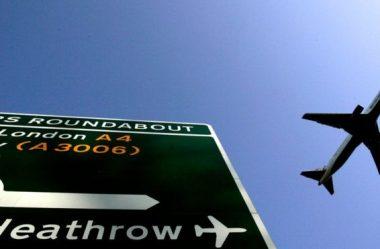 Pressão barométrica em Londres 'mais alta em 300 anos'