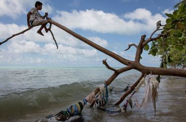 Pessoas que fogem urgentemente da crise climática não podem ser mandadas para casa