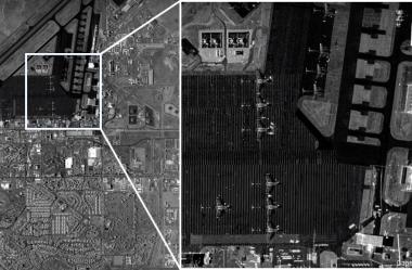 Empresa de radar Capella Space persegue visão persistente