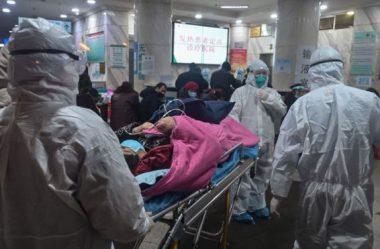 Coronavírus: transporte aéreo na China 'sob revisão'