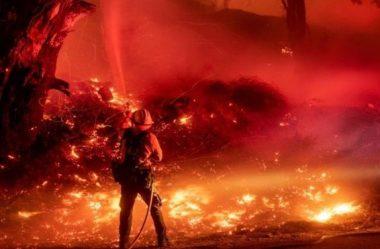 A fumaça do incêndio pode causar danos ao longo da vida