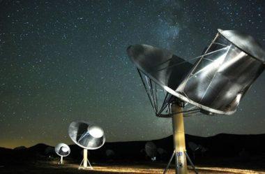 Astrônomos querem fundos públicos para busca de ET's