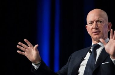 Jeff Bezos: O homem mais rico do mundo promete US $ 10 bilhões para combater as mudanças climáticas