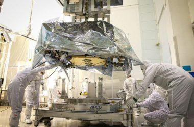 'Rosalind Franklin': rover europeu da Mars dirige-se para verificações