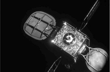 Docking dá aos satélites de telecomunicações da Intelsat nova vida útil