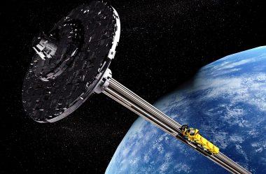 Empresa britânica planeja vídeos espaciais de alta definição