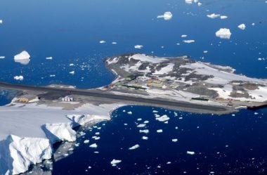 Coronavírus complica viagens da Antártica para casa